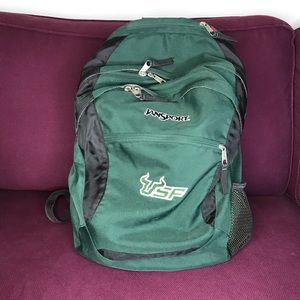 USF Jansport Backpack
